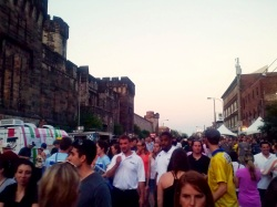Night Market Fairmount
